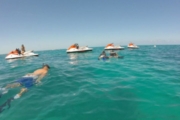 Jet Ski Rental and Tour FL Keys