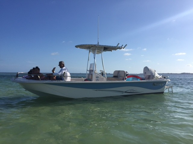 Key Largo Boat Rental