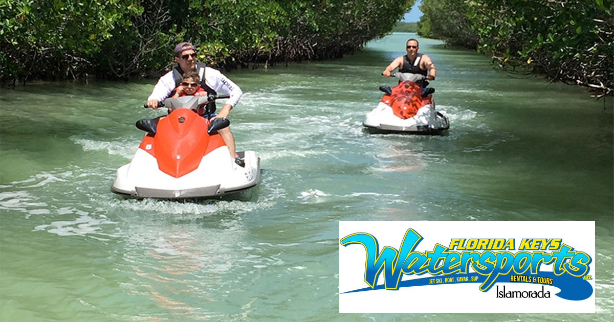 IslaMorada JetSki and Boat Rentals - Florida Keys Water Sports